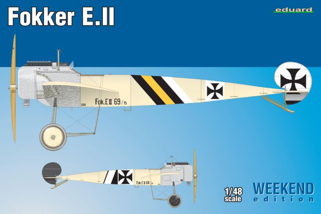 FOKKER E. II