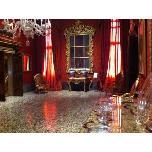 L'intérieur du Palais Mocenigo Venise