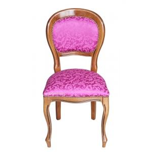 chaise, chaise classique, chaise bois massif