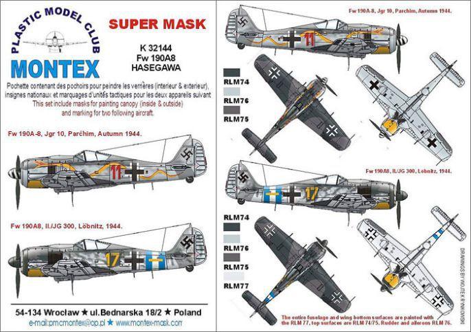 FW 190A-8 (SNAKE)