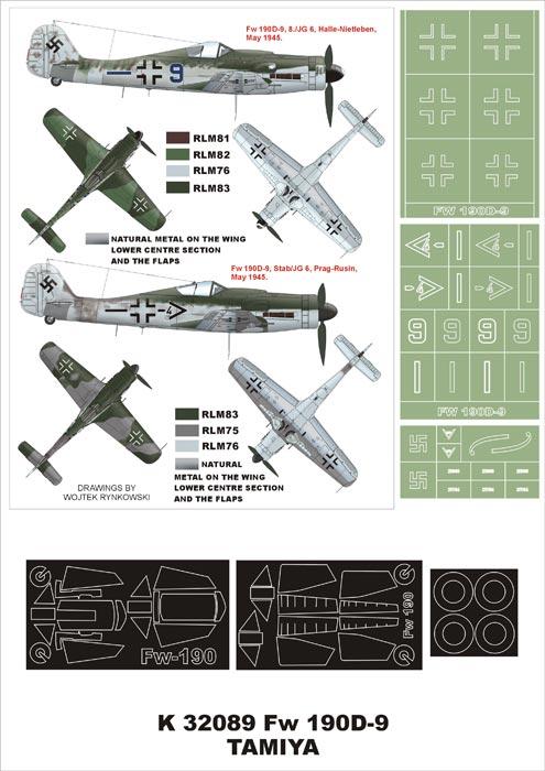 FW 190D-9
