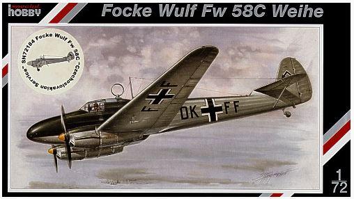 FW 58C 'CZECHO
