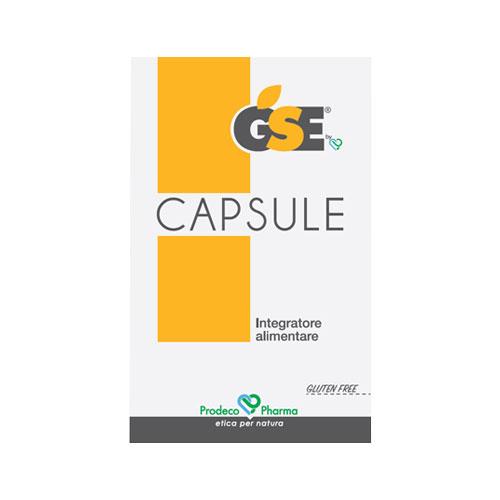 GSE Capsule 60 - pilloliera da 60 capsule vegetali