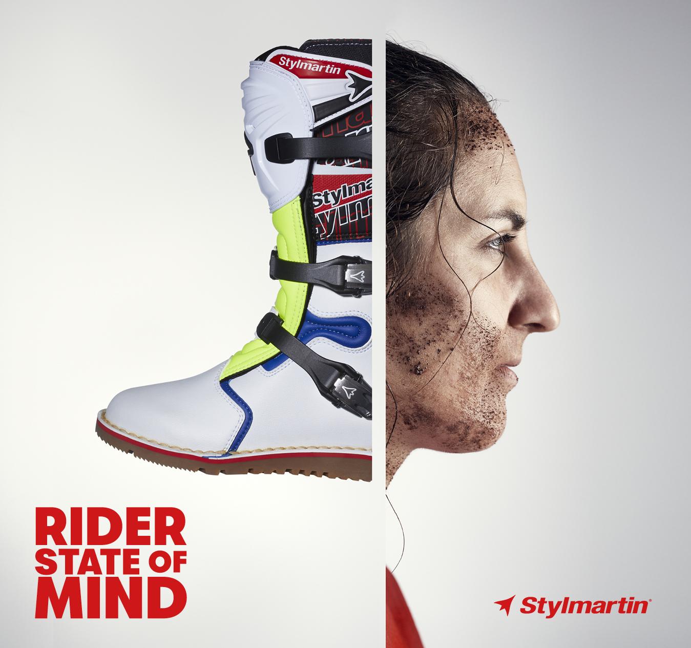 Stylmartin lancia la nuova campagna per la collezione Hero Styl 2020/21 di stivali Racing, Off-road e Minimoto.