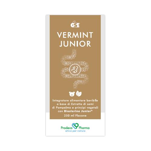 GSE Vermint Junior - flacone da 250 ml