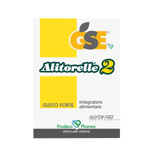 GSE Alitorelle 2 -  pilloliera da 60 compresse masticabili.