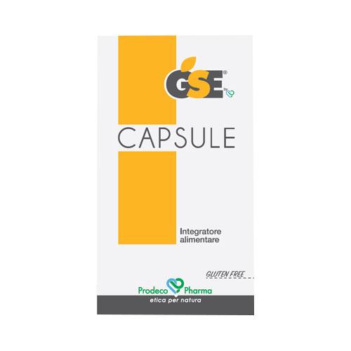 GSE Capsule 30 - pilloliera da 30 capsule vegetali.