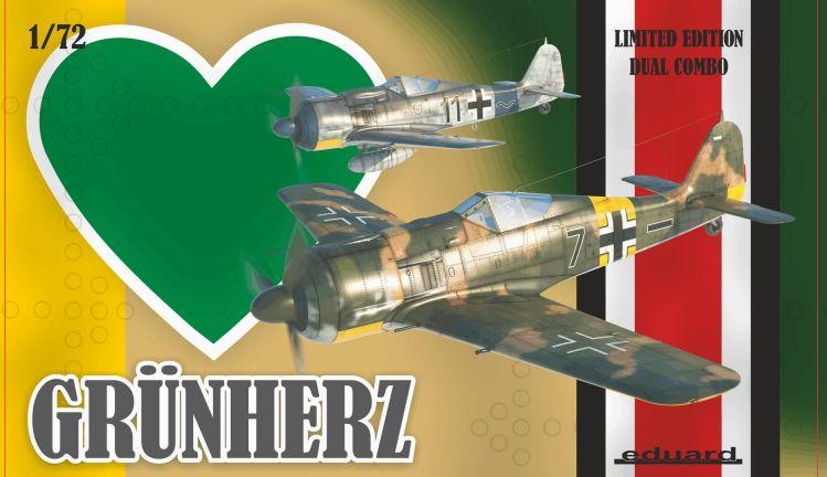 FW-190A - GRUN HERZ DUAL COMBO