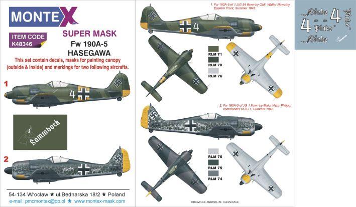 Fw-190A-5