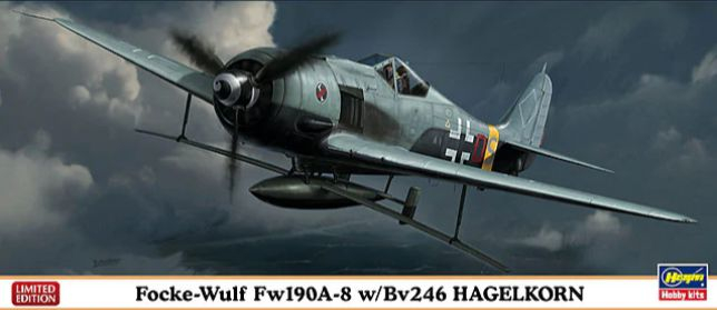 FW-190A-8 BV246 HAGELKORN