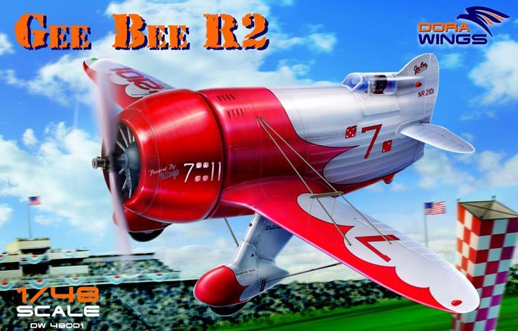 Gee Bee Super Sportster R-2
