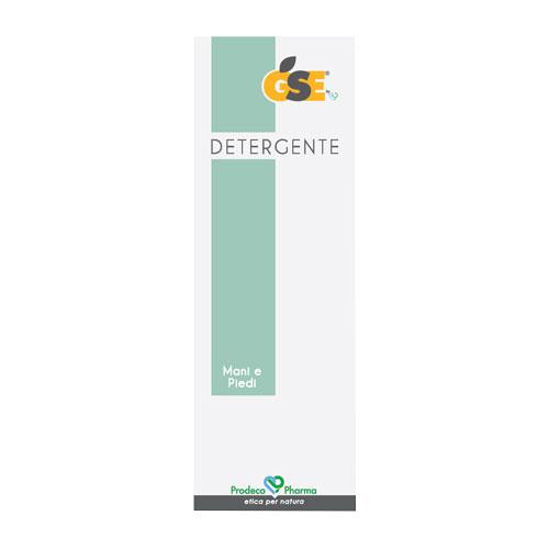 GSE Detergente Mani & Piedi - flacone da 200 ml.