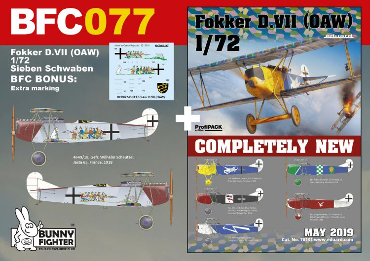 Fokker D.VII (OAW)