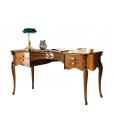 Schreibtisch 5 Schubladen Büro Arteferretto
