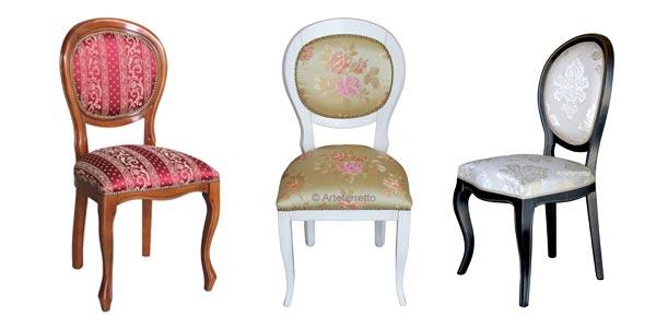 Stühle Louis Philippe