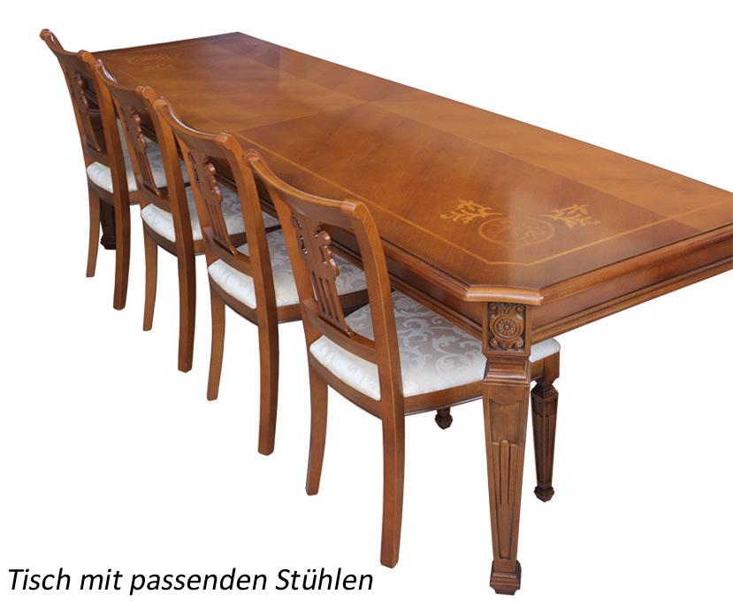 Großer Tisch für 10 Personen