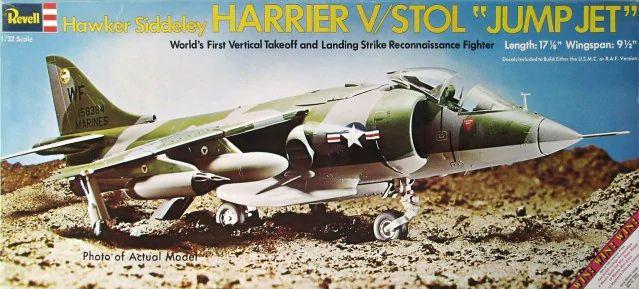 HARRIER V/STOL