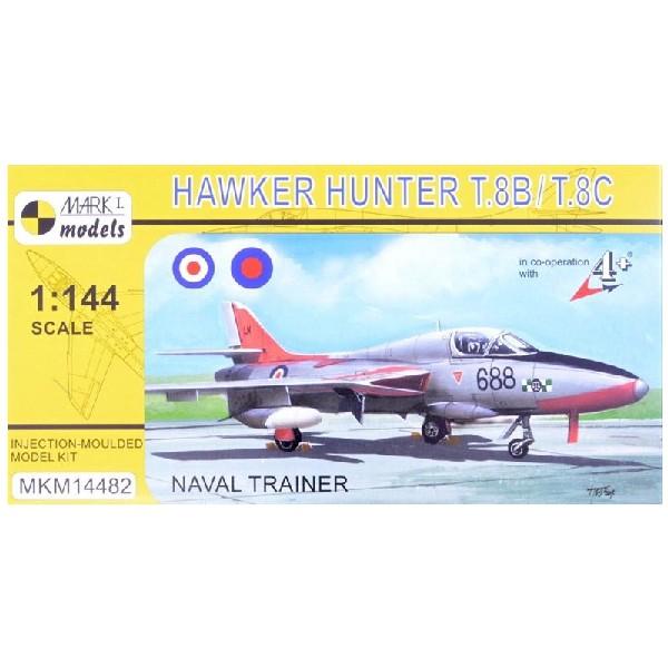 HAWKER HUNTER T.8B/T.8C