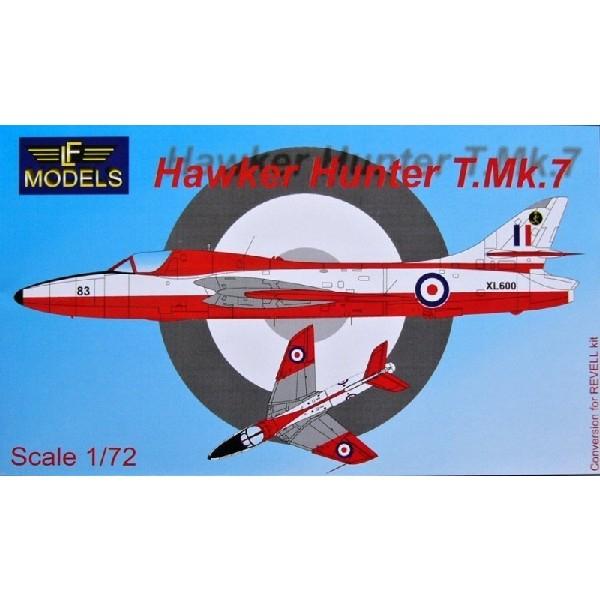 HAWKER HUNTER T.MK.7