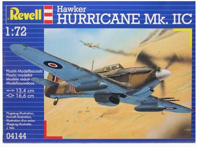 HAWKER HURRICANE MK.II C