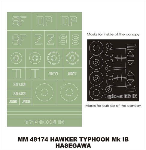 HAWKER TYPHOON MKIB