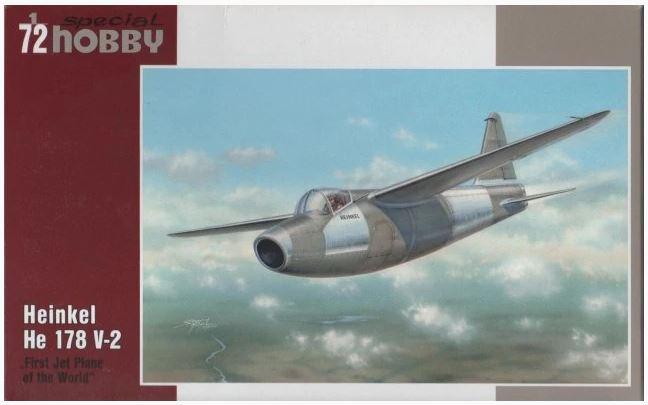 HE 178 V-2 'FIRST JET PLA