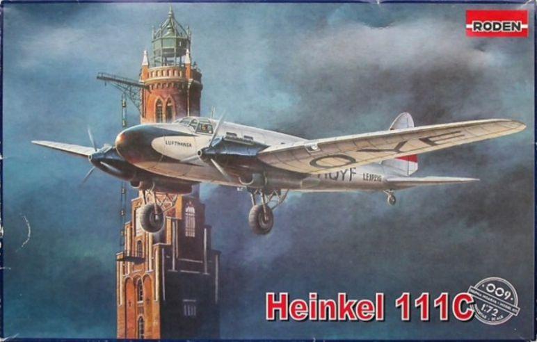HEINKEL 111C