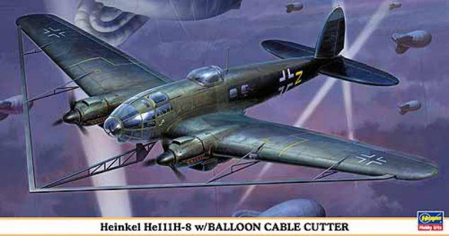 HEINKEL HE111H-8 W/ BALLO