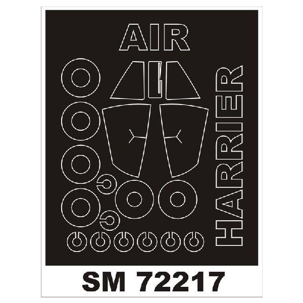 HS HARRIER GR.3