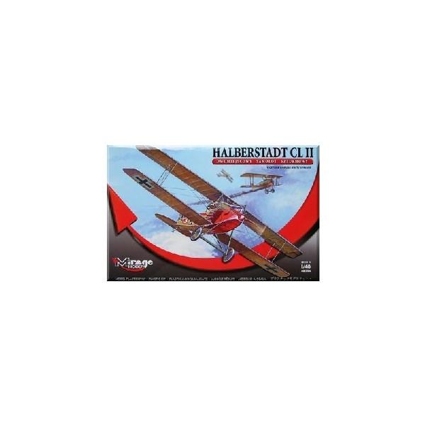 HALBERSTADT CL II EARLY (