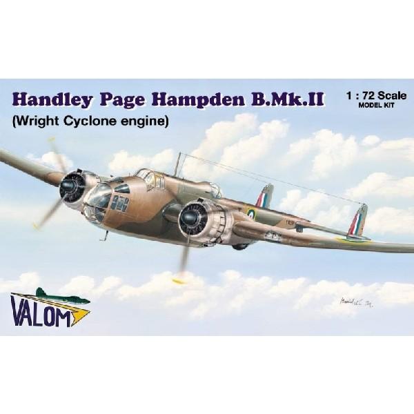 HANDLEY PAGE HAMPDEN B.MK.II