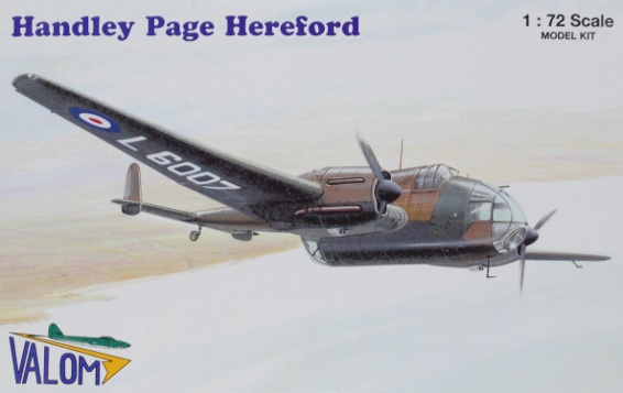 HANDLEY PAGE HEREFORD