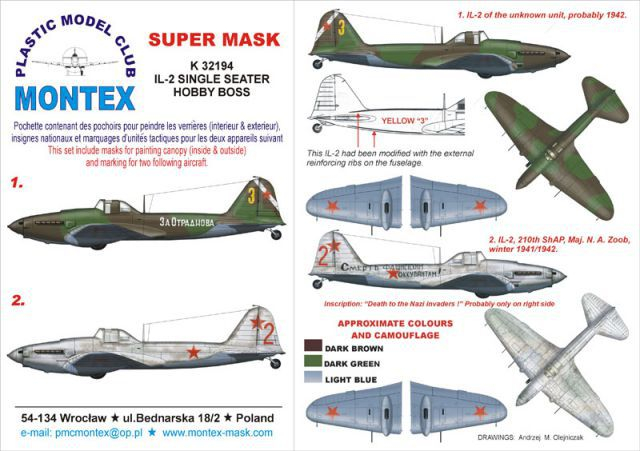 IL-2 SINLE SEATER