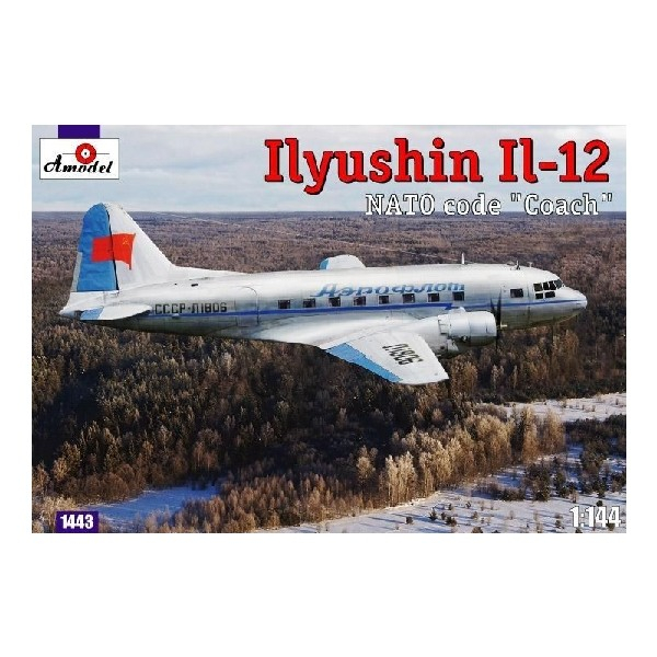 ILYUSHIN IL-12
