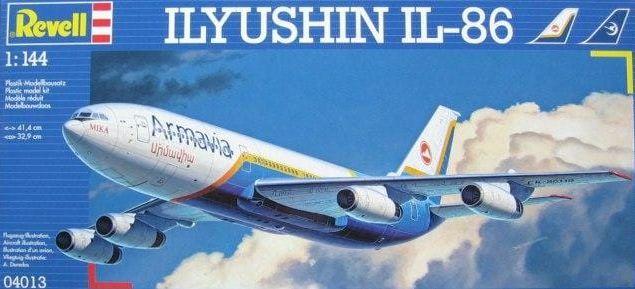 ILYUSHIN IL-86