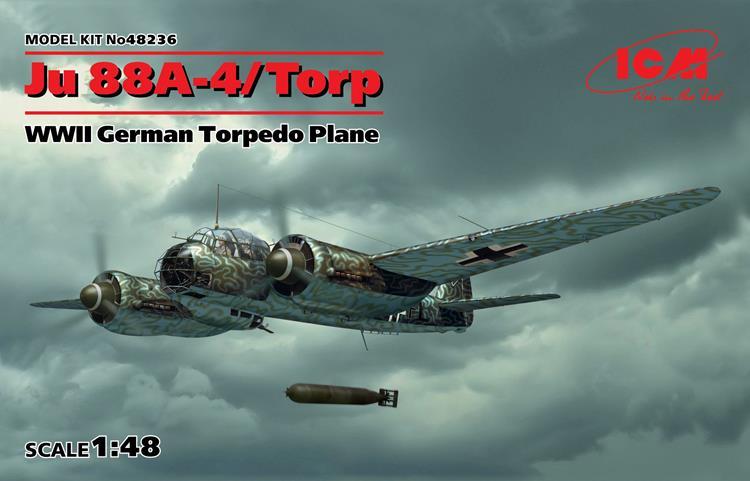 Ju-88A-4/Torp