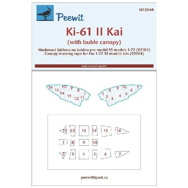 KAWASAKI KI-61-II KAI