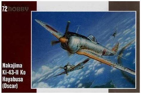 KI-43-II KO HAYABUSA/OSCA