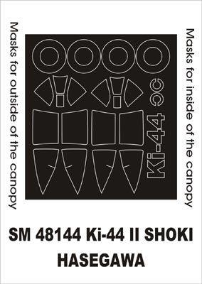 KI-44 II SHOKI