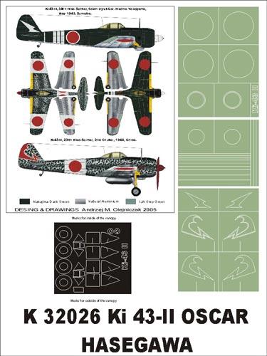 KI43-II OSCAR