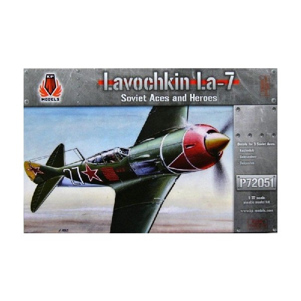 LA-7 SOVIET ACES AND HEROES