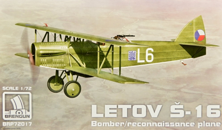 LETOV S-16