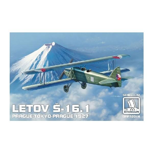 LETOV S-16.1