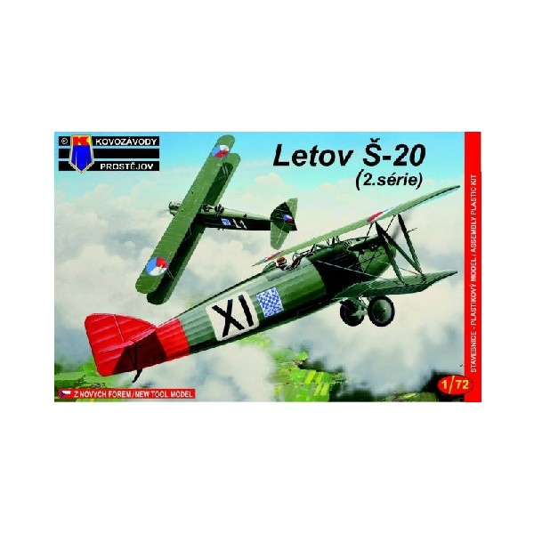 LETOV S-20