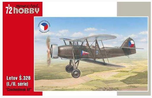 LETOV S.328 I./II.SERIES