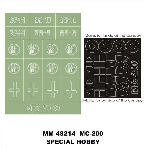 MACCHI MC 200
