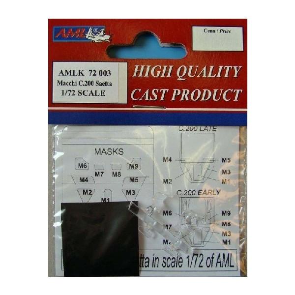 MACCI M.C.200 (AML/SP.HOBBY)