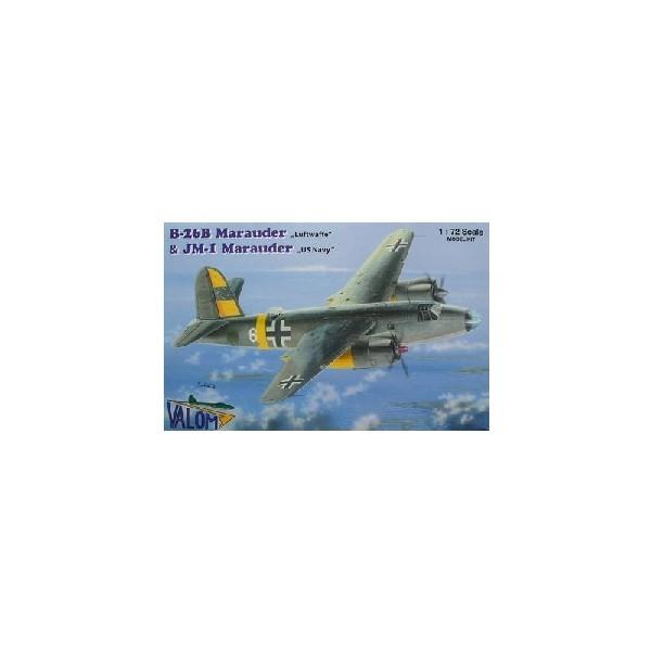 MARTIN B-26B (LUFTW.)/JM-