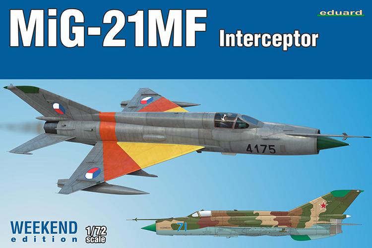 MiG-21MF Interceptor