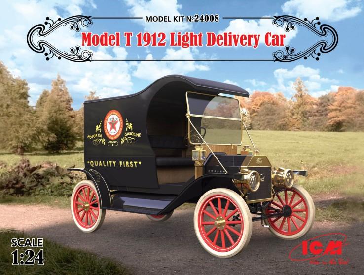 MODEL T 1912